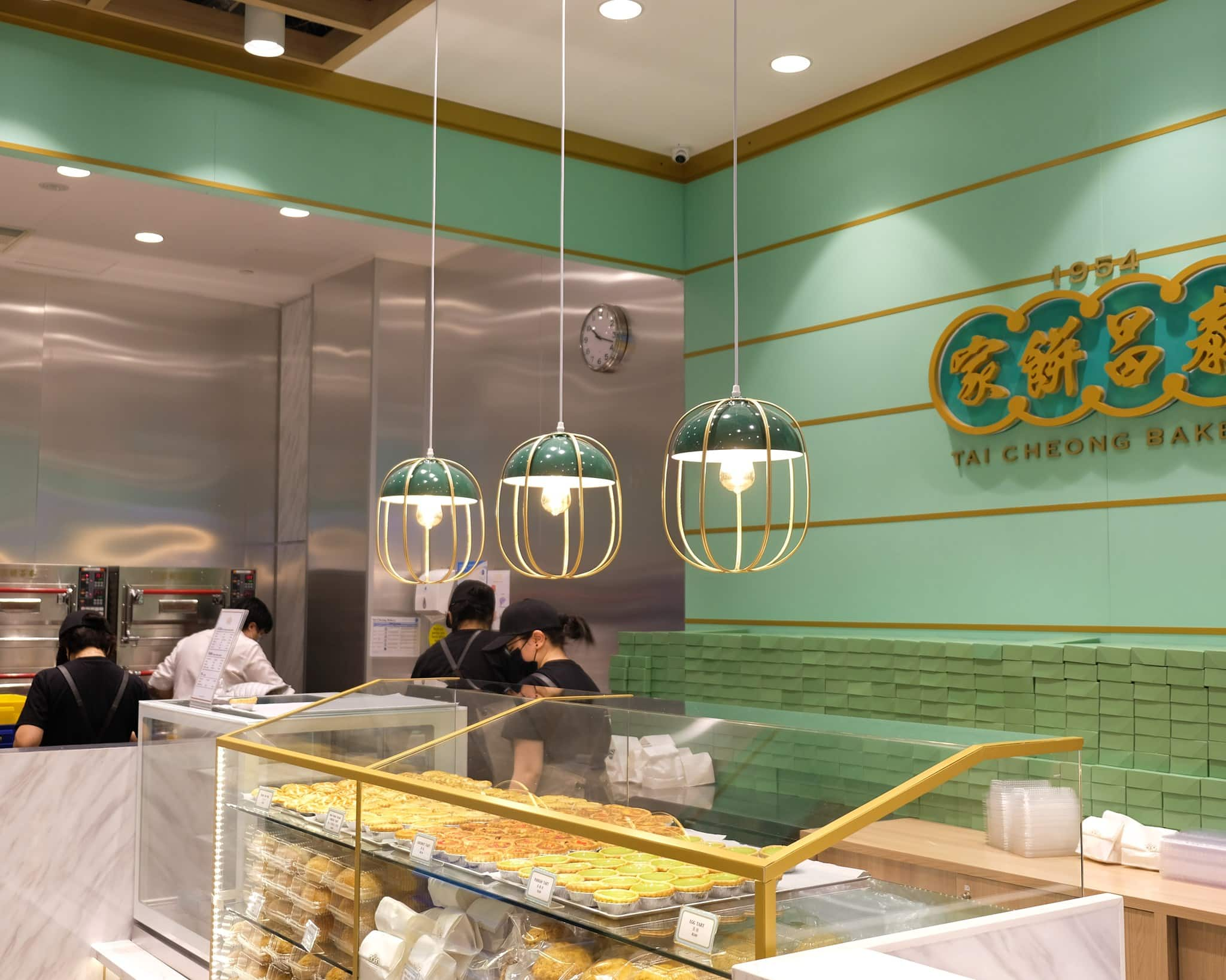 Tai Cheong Bakery New Outlet