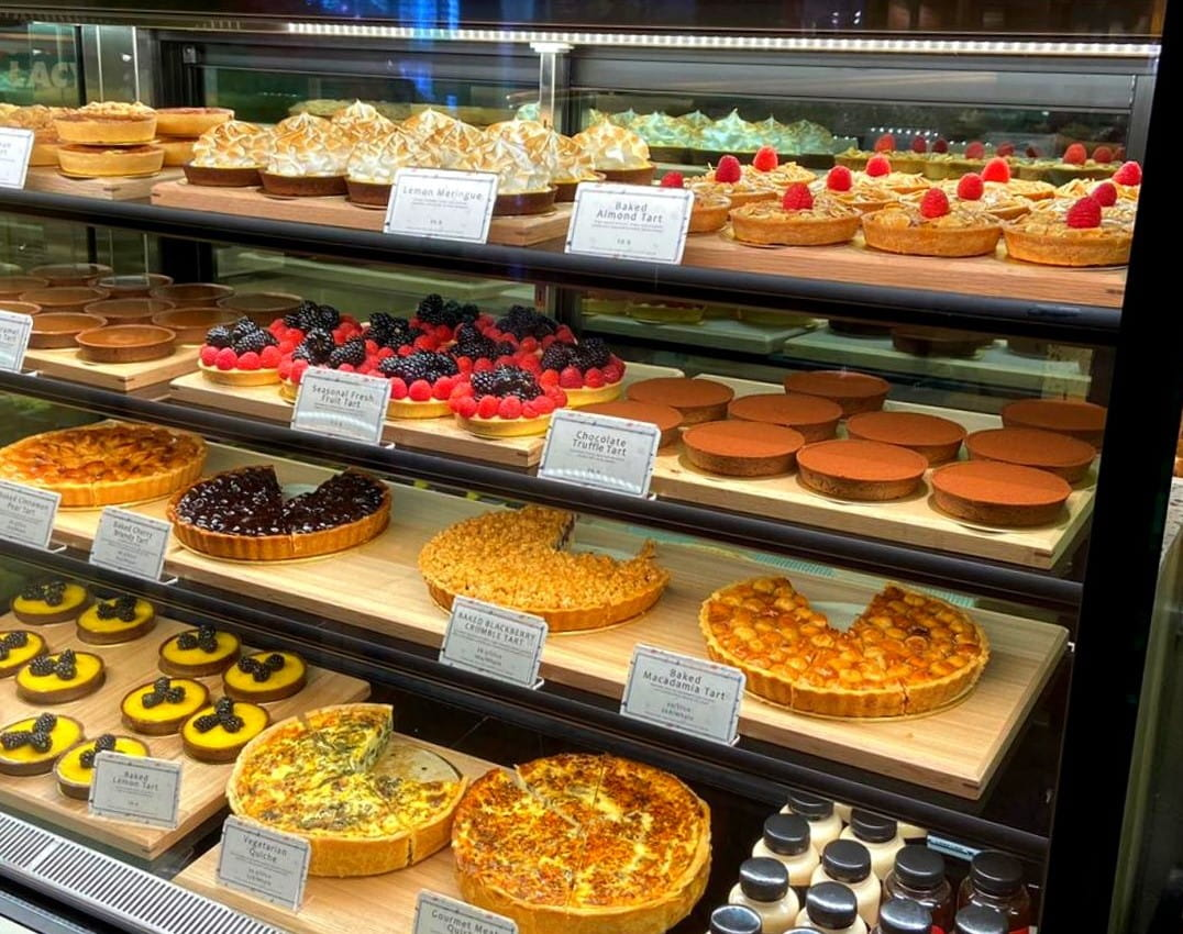 Tarts and Cakes