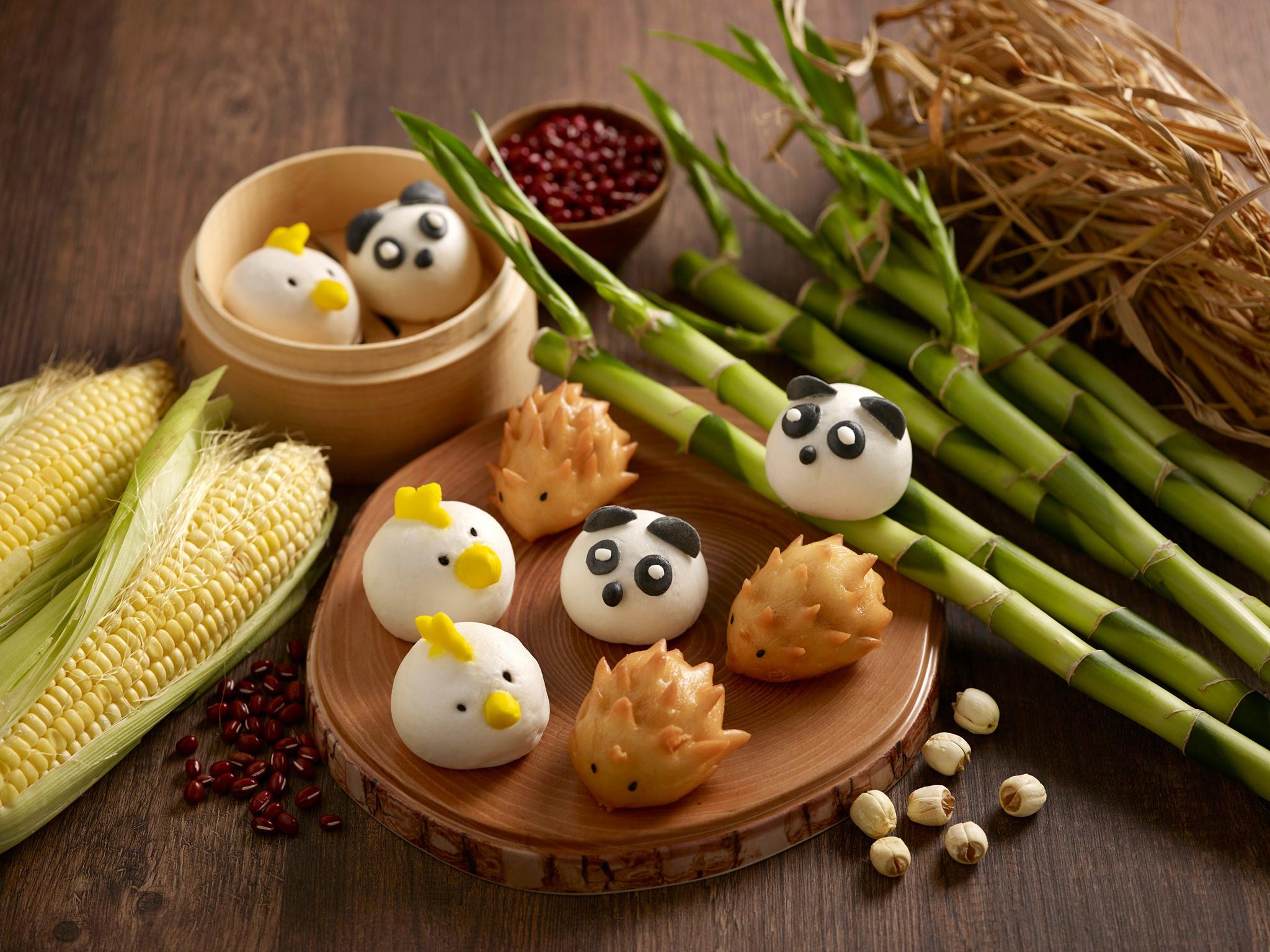 happy animal farm bao