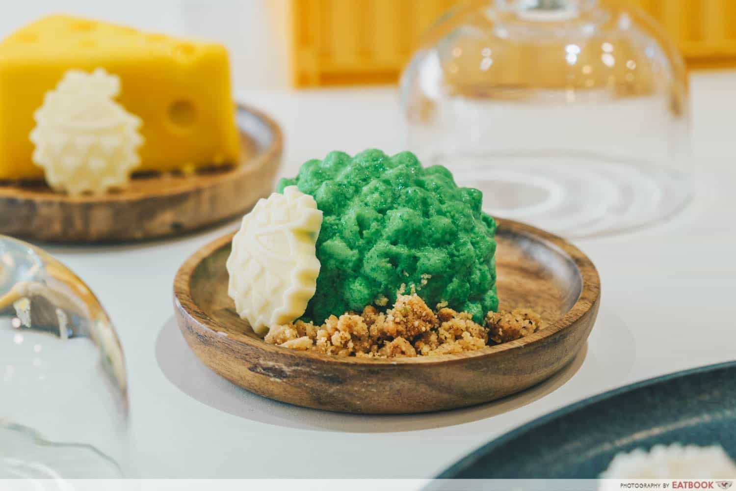 durian bb mousse