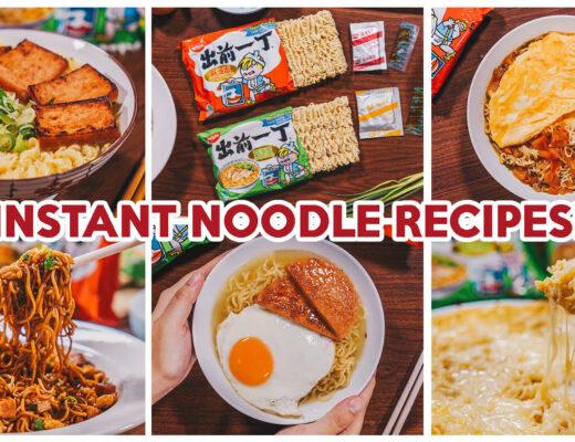 instant noodles - feature image