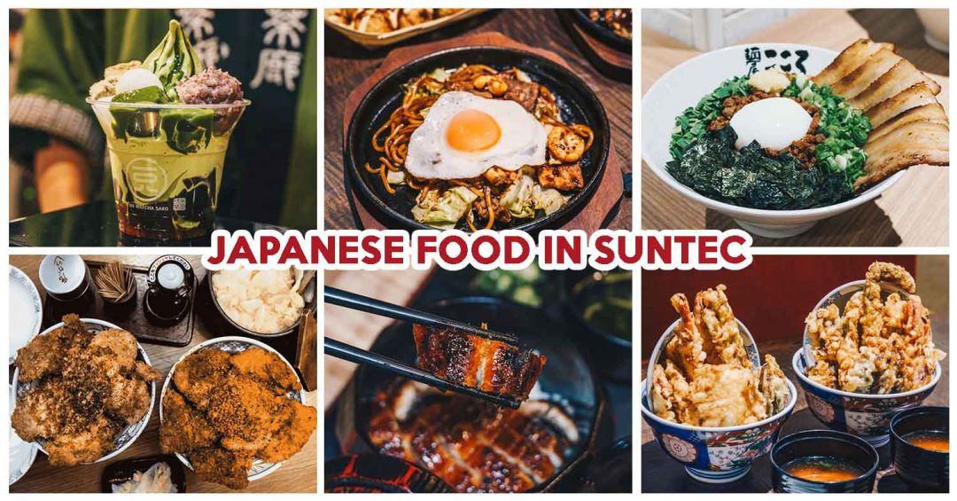 japanese food suntec