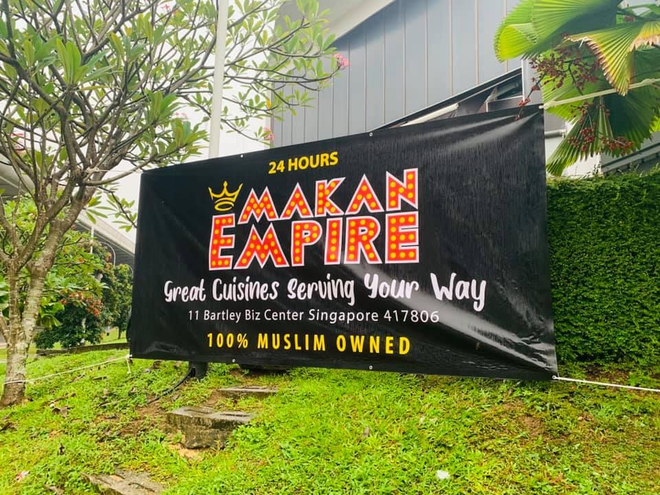 makan empire bartley