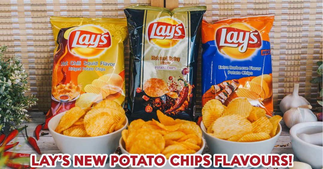 lay's potato chips - feature image