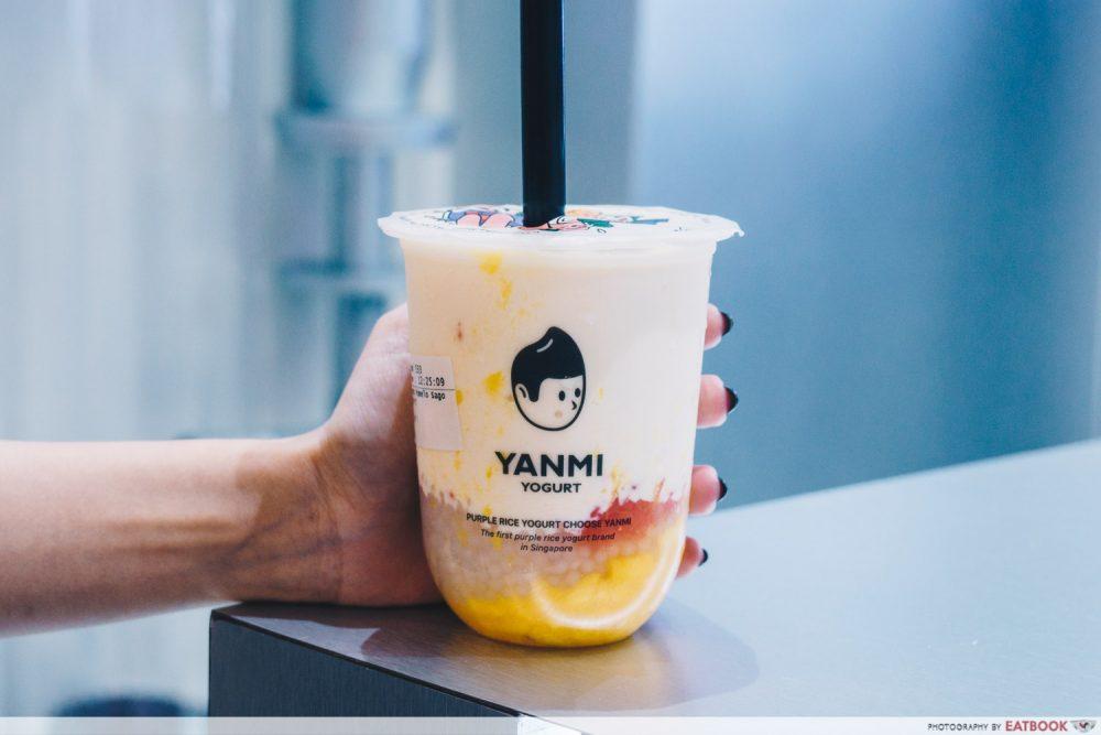 yanmi mango