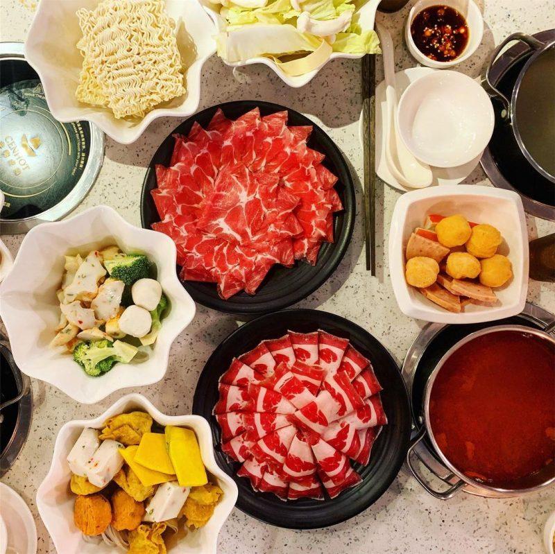 yue long men menu