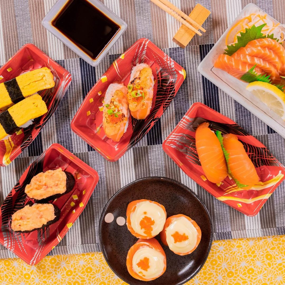 citi cards delivery ichiban sushi