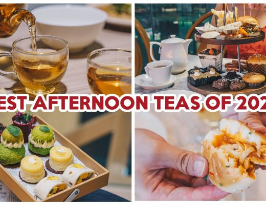 Best Afternoon Tea In Singapore 2020