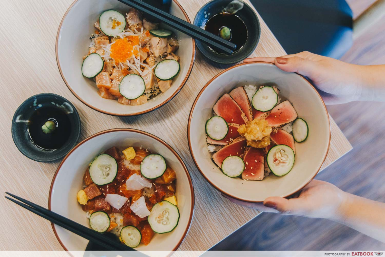 ChopeDeals Festive Food - umi nami