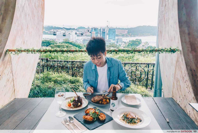 ChopeDeals Festive Food - arbora