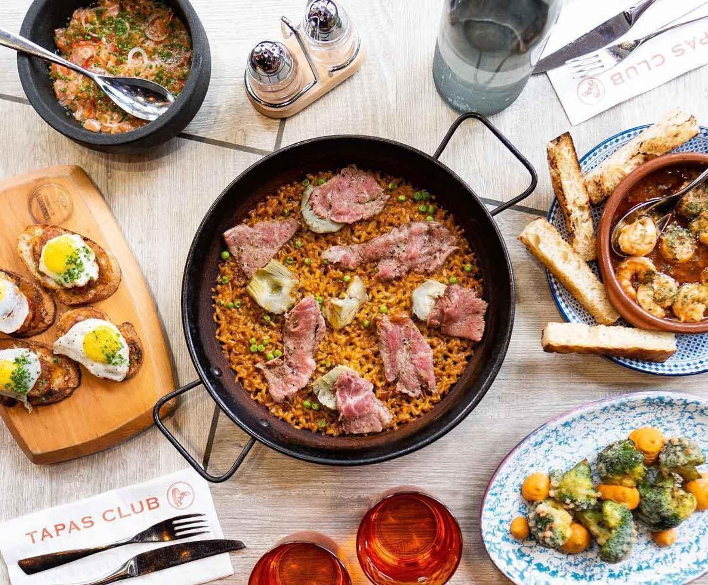 ChopeDeals Festive Food - tapas