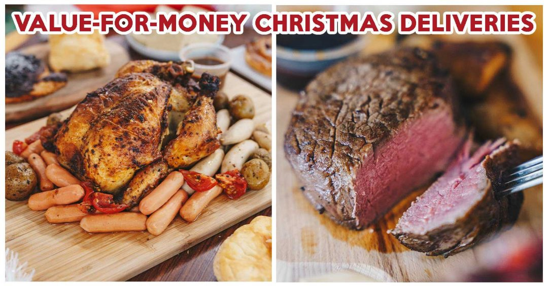Christmas Dinner Deliveries - feature image