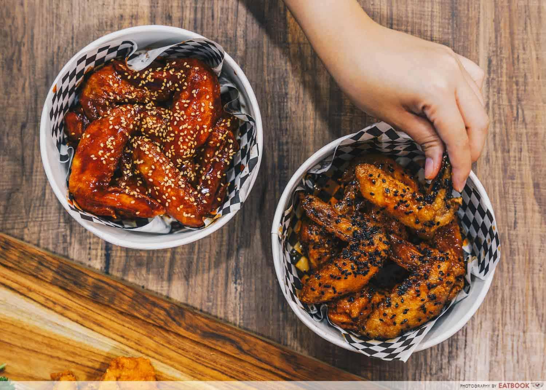 Don n Bap - rice bowls