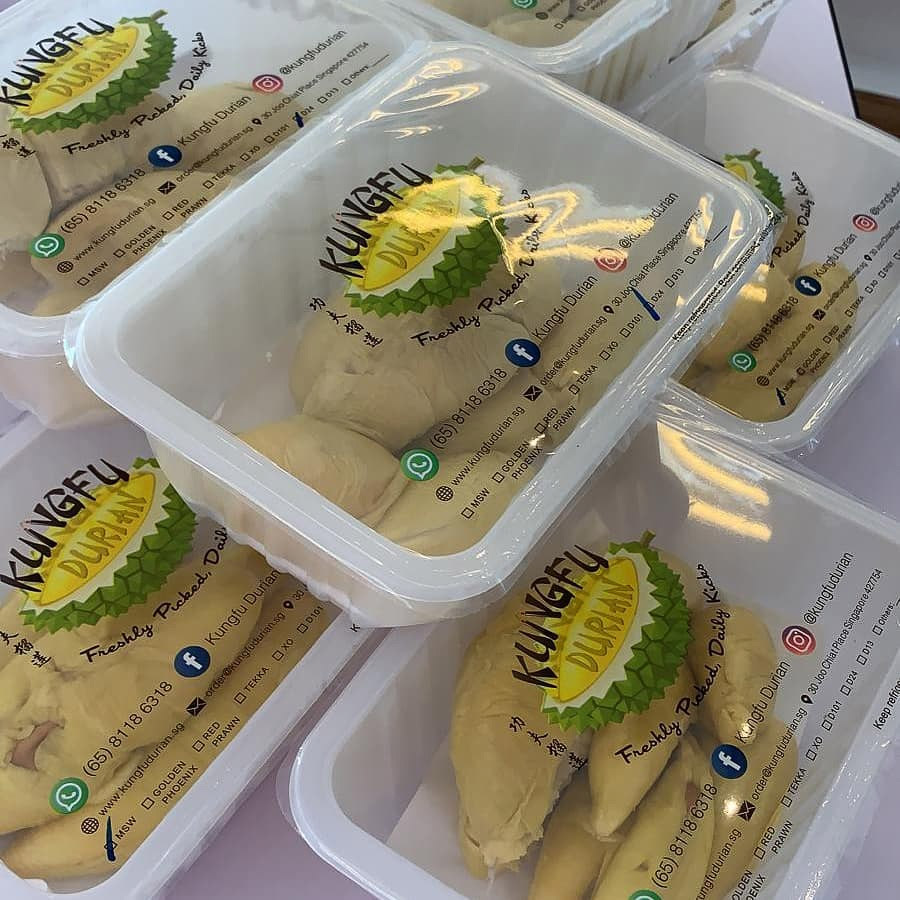 Durian Delivery - kungfu durian