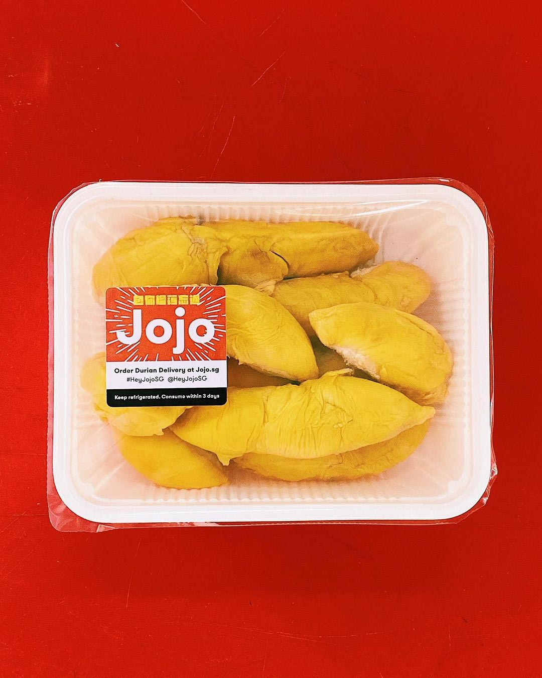 Durian delivery- Jojo durian