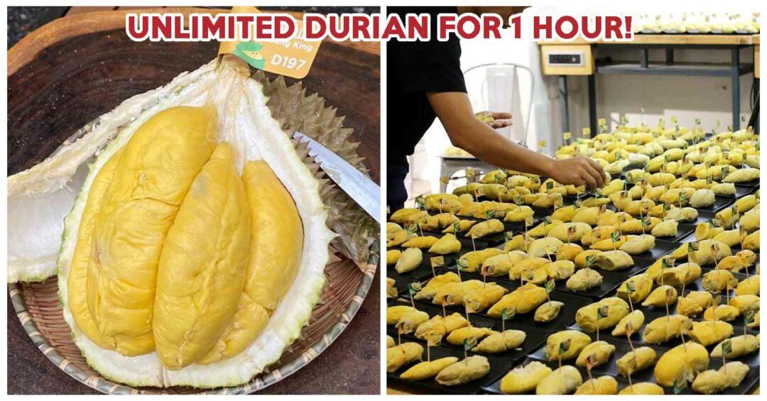 Durianbb durian buffet
