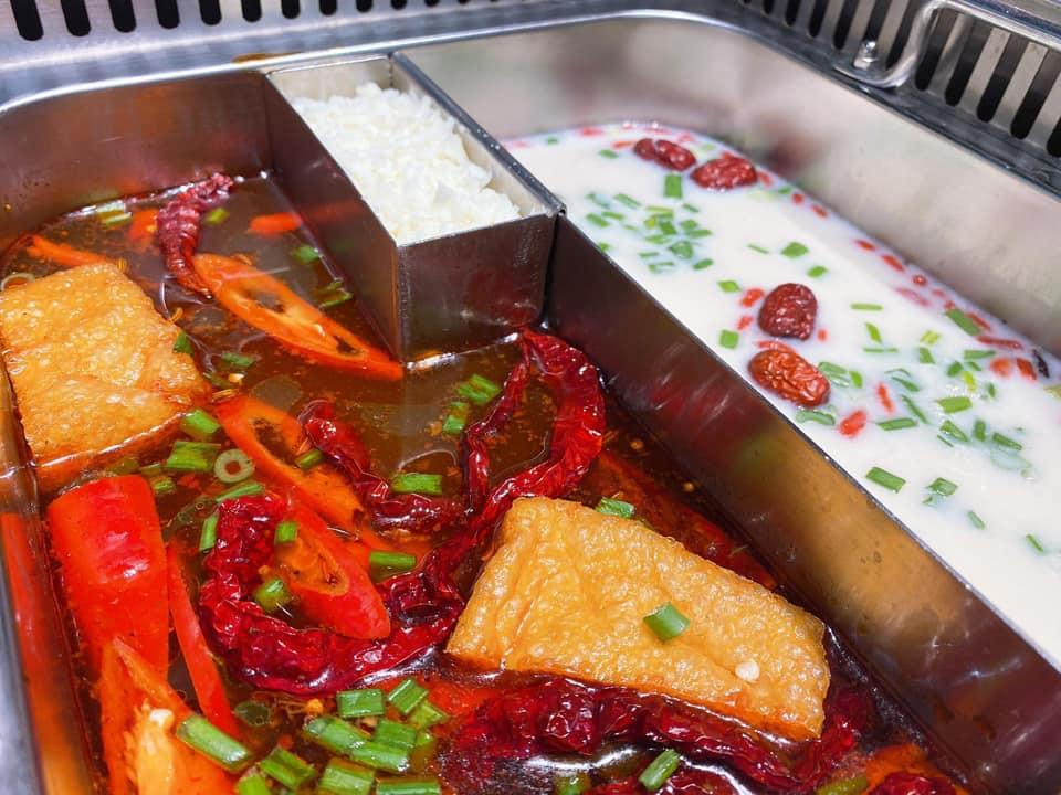 Gangnam Story Soup Base