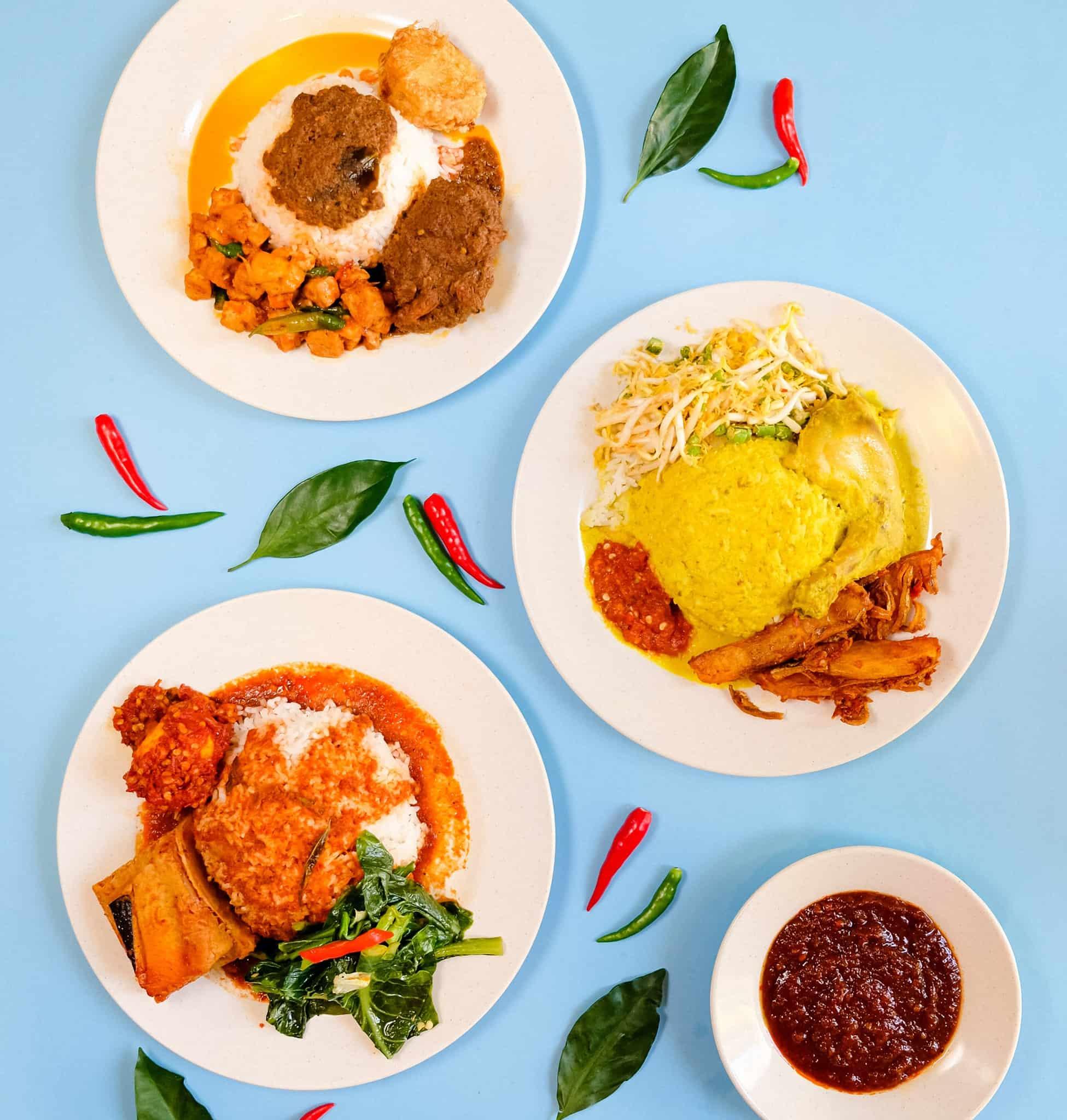 Hjh Maimunah Restaurant CBD