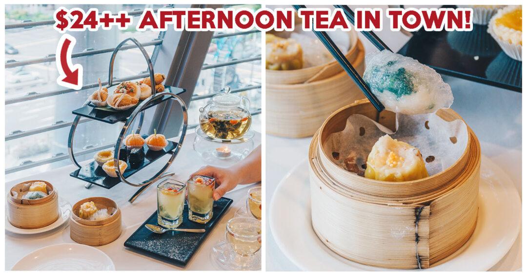 JUMBO Seafood afternoon tea - feature image