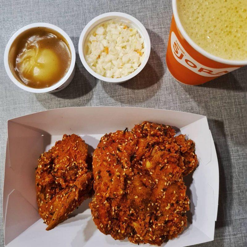 KFC SHOYU CRUNCH
