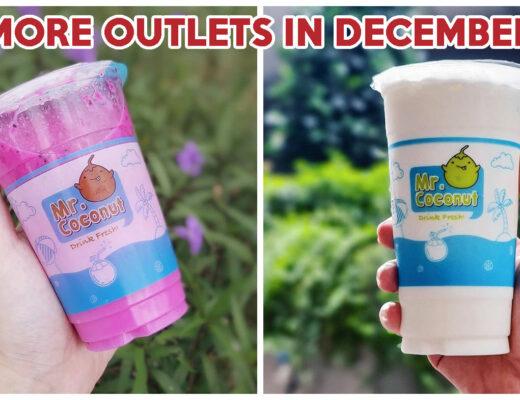 Mr Coconut Bishan Bugis Outlets Feature