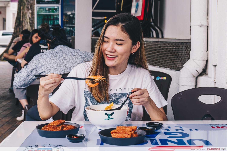 San Pin Seafood Soup Pao Fan Verdict