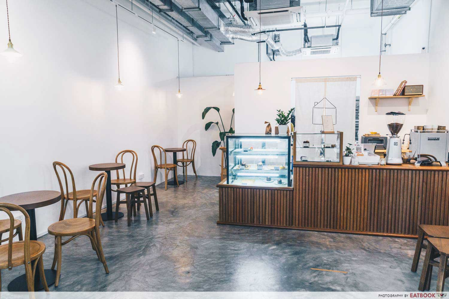 Simple Cafe - ambience