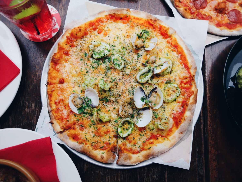 Socieaty - pizza