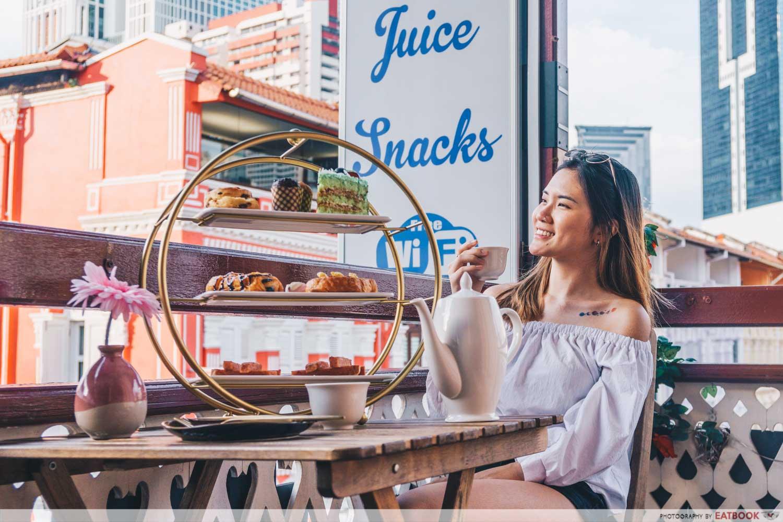 Sweetea Caffe