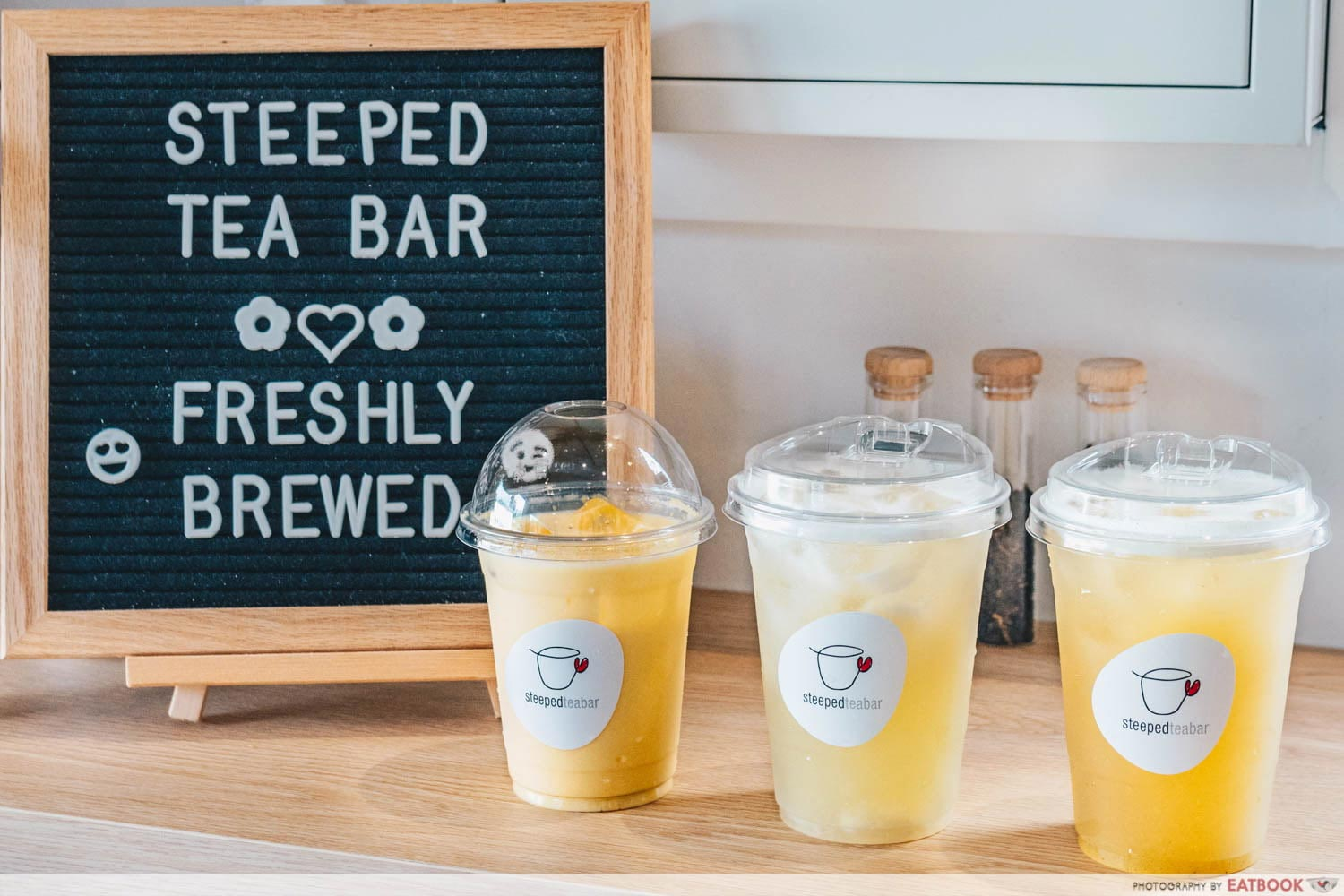 best dessert 2020 - STEEPED Tea Bar