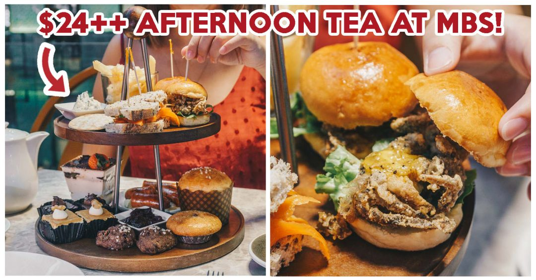 cedele afternoon tea - feature image