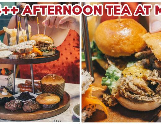 cedele afternoon tea - feature image