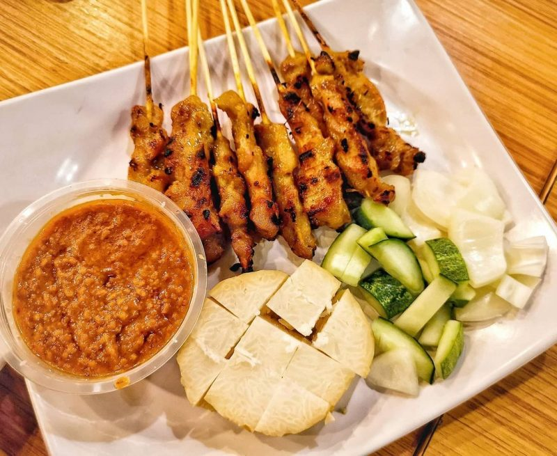 satay delivery singapore