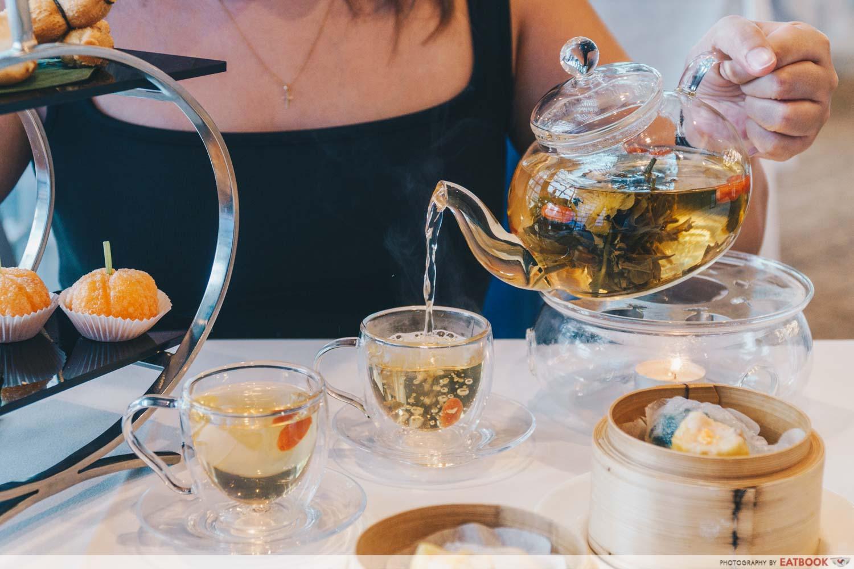 jumbo seafood value-for-money afternoon tea