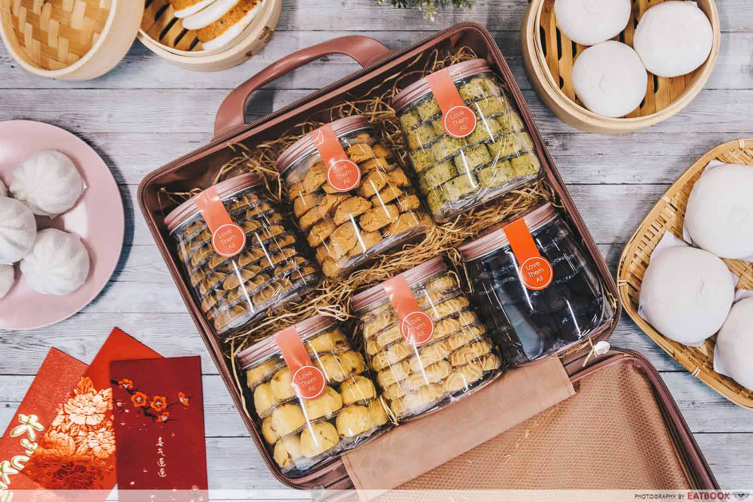mdm ling bakery cny - cookies