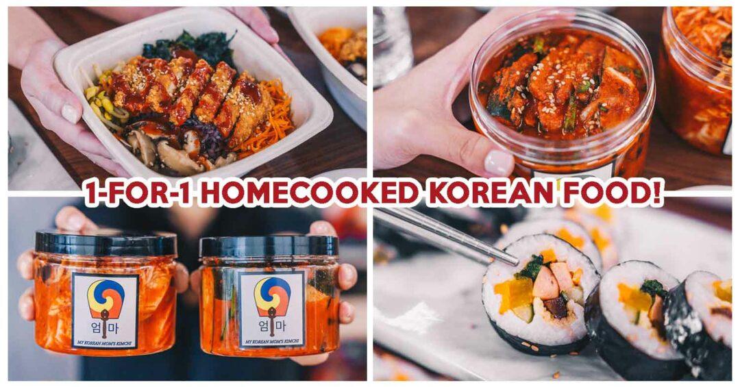 my korean moms kimchi cover