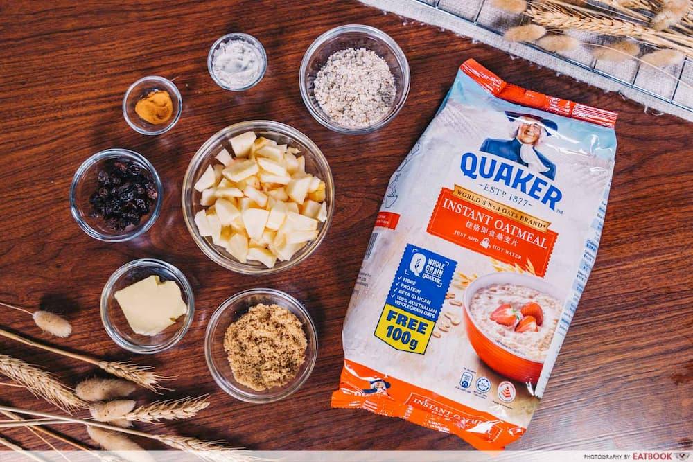 quaker oat instant oatmeal