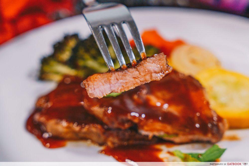 ribena pork chops