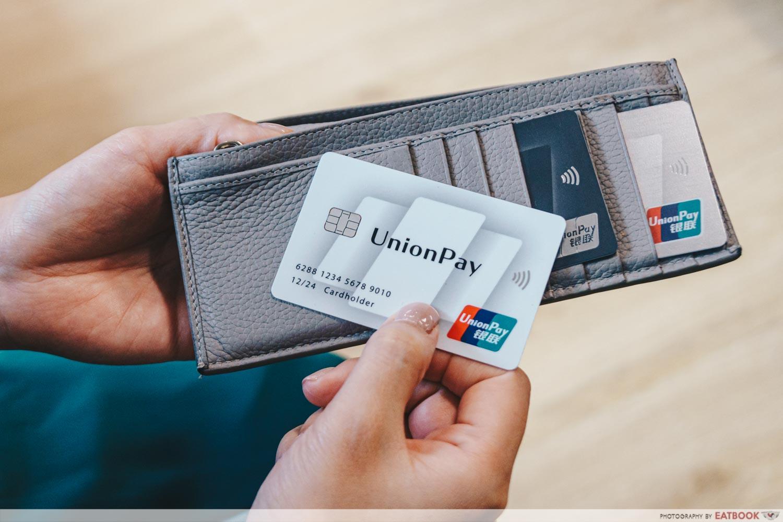 unionpay cards