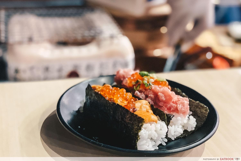 Amazing Hokkaido $12 Sushi Dogs