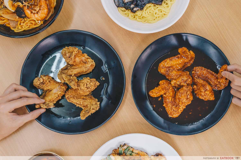 Annyeong Chicken - Chicken Wing intro