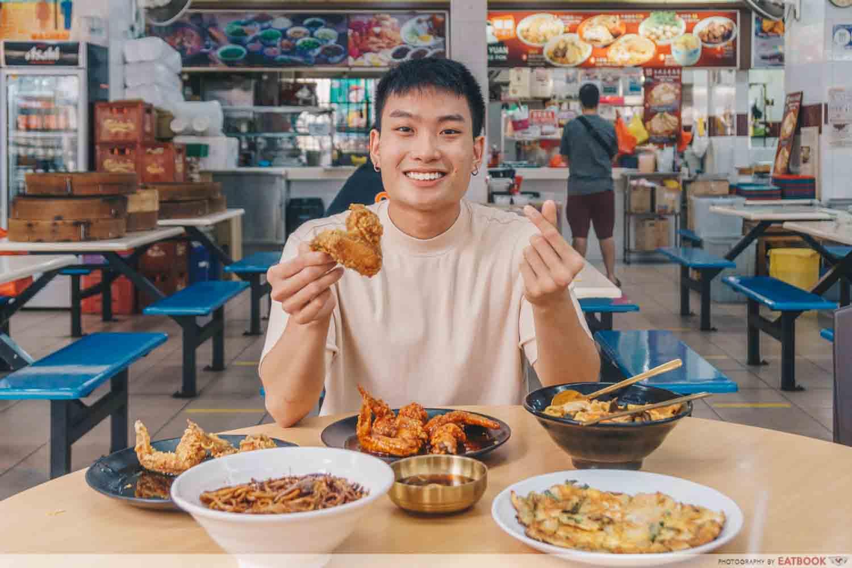 Annyeong Chicken - verdict shot