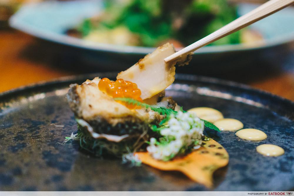 abalone steak slice syun rws