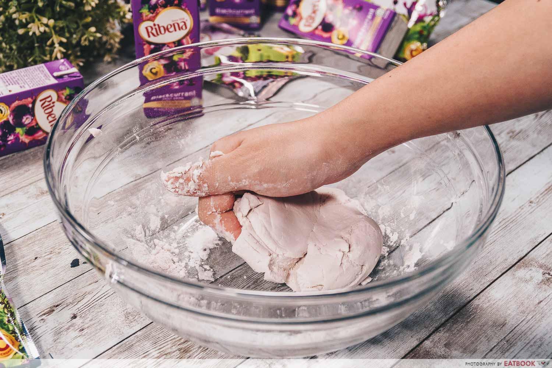 tang yuan dough