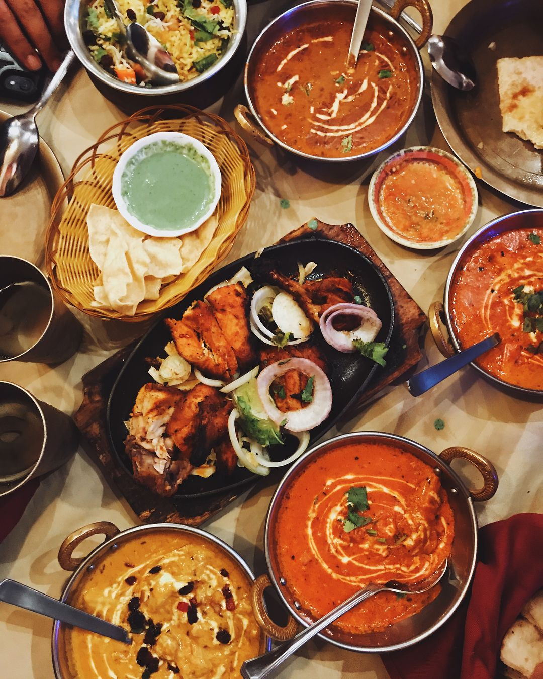 Gurkha Palace Little India Food