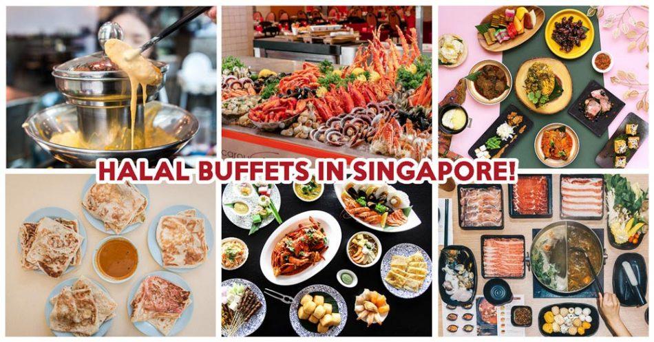 halal buffets cover image