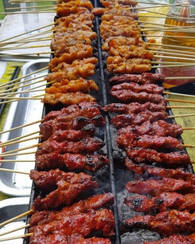 halal buffets satay boy