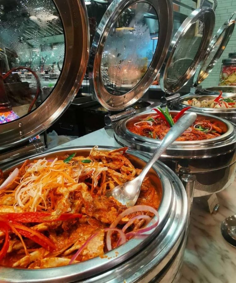 halal buffets royal palm