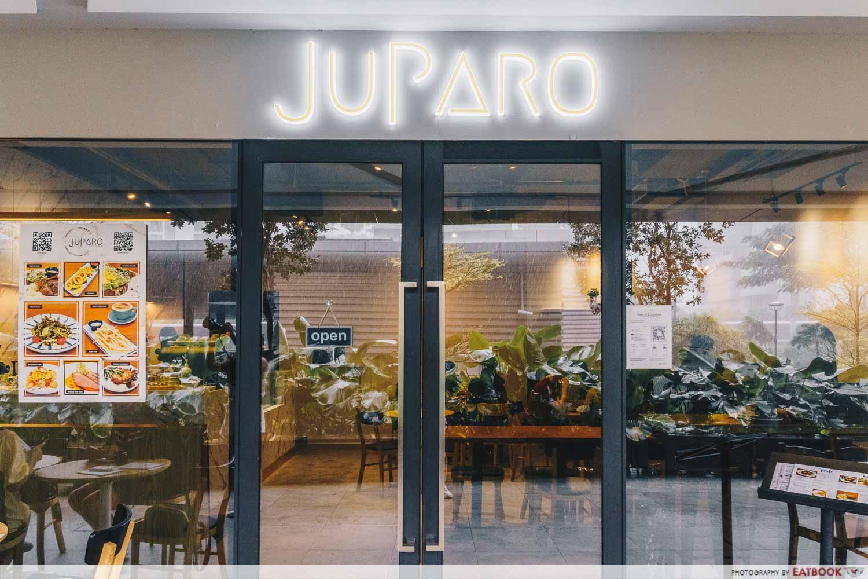 Juparo Coffee Storefront