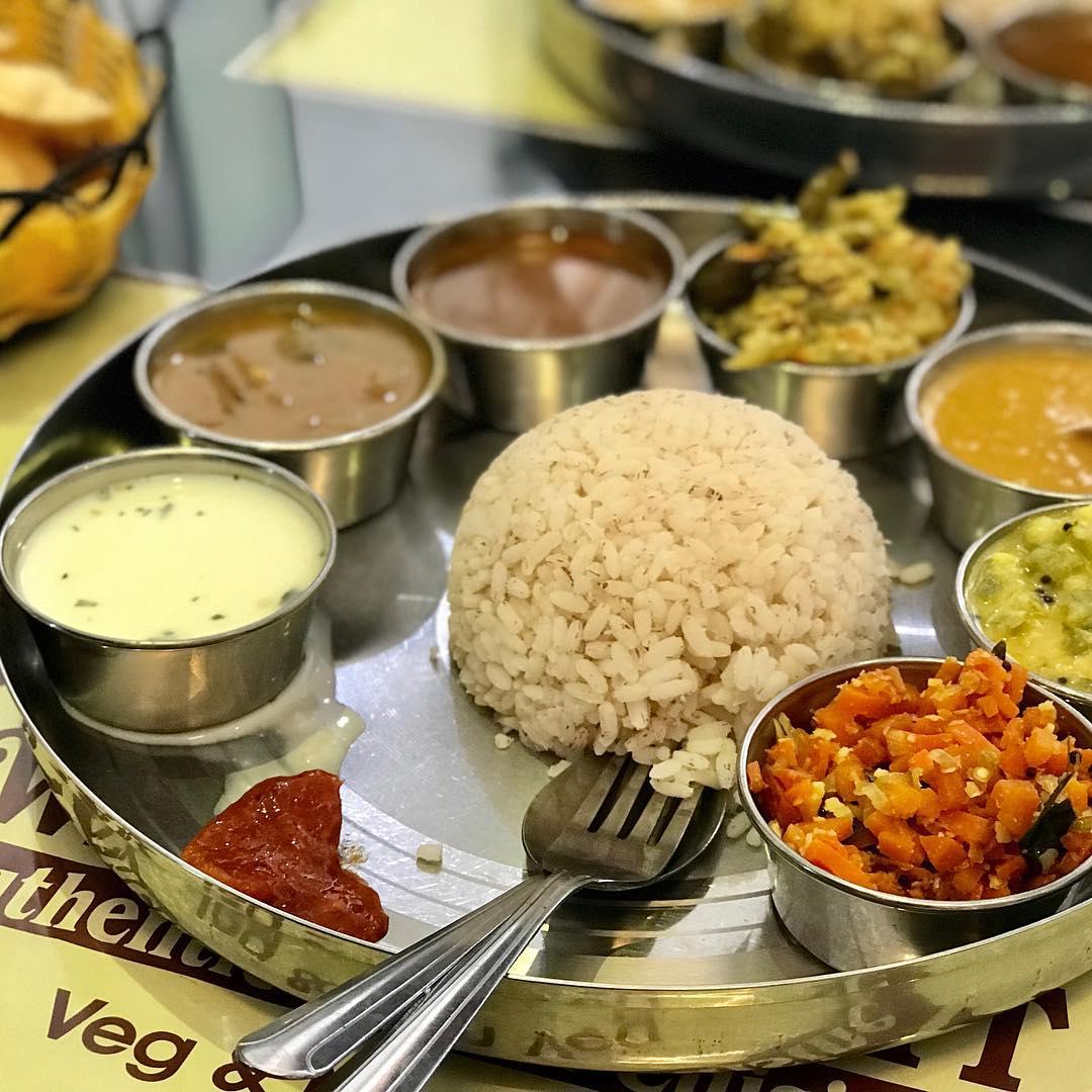Swaadhisht Little India Food